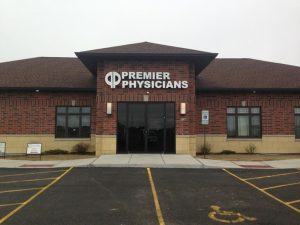 Premier Physicians Channel Letter Sign